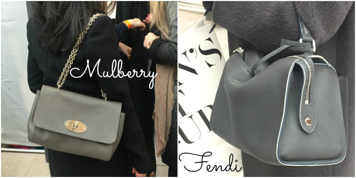 onelittlevice bag blog: Mulberry and Fendi