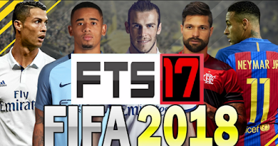 Download FTS Mod FIFA 18 By Ocky Ry Apk + Data OBB Terbaru For Android