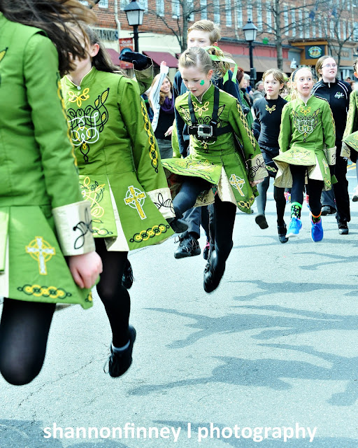 The Wearing of the Green: An Old Town Tradition with the Annual St. Patrick's Day Parade
