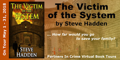 It Takes A Village (A Tip for New Writers), guest post by Steve Hadden, Includes giveaway!