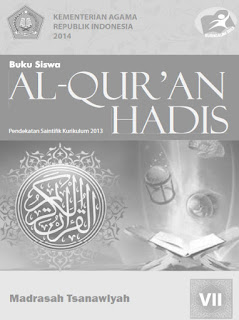 Al-Qur'an Hadis Siswa Guru Kelas 7-VII Kurikulum 2013 Revisi
