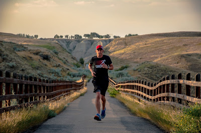 Conquer the Ridge Half Marathon, Medicine Hat