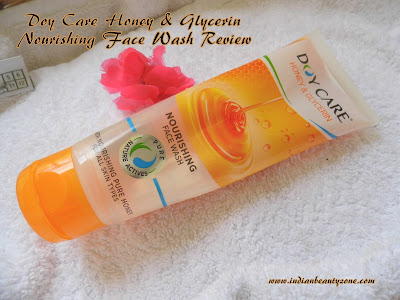 Doy Care Honey & Glycerin Nourishing Face Wash Review