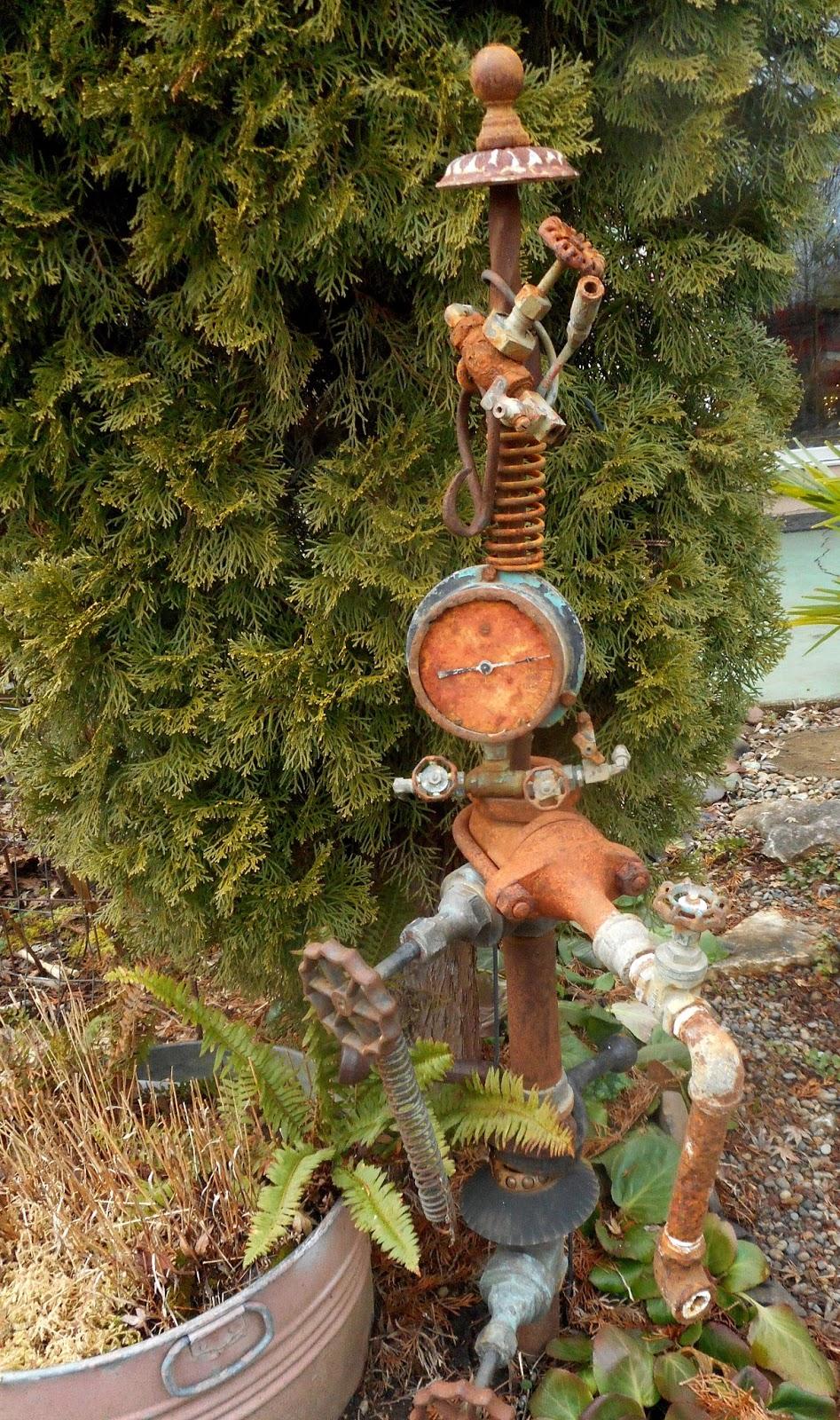Gardening With Grace: MORE Vintage Garden Stuff
