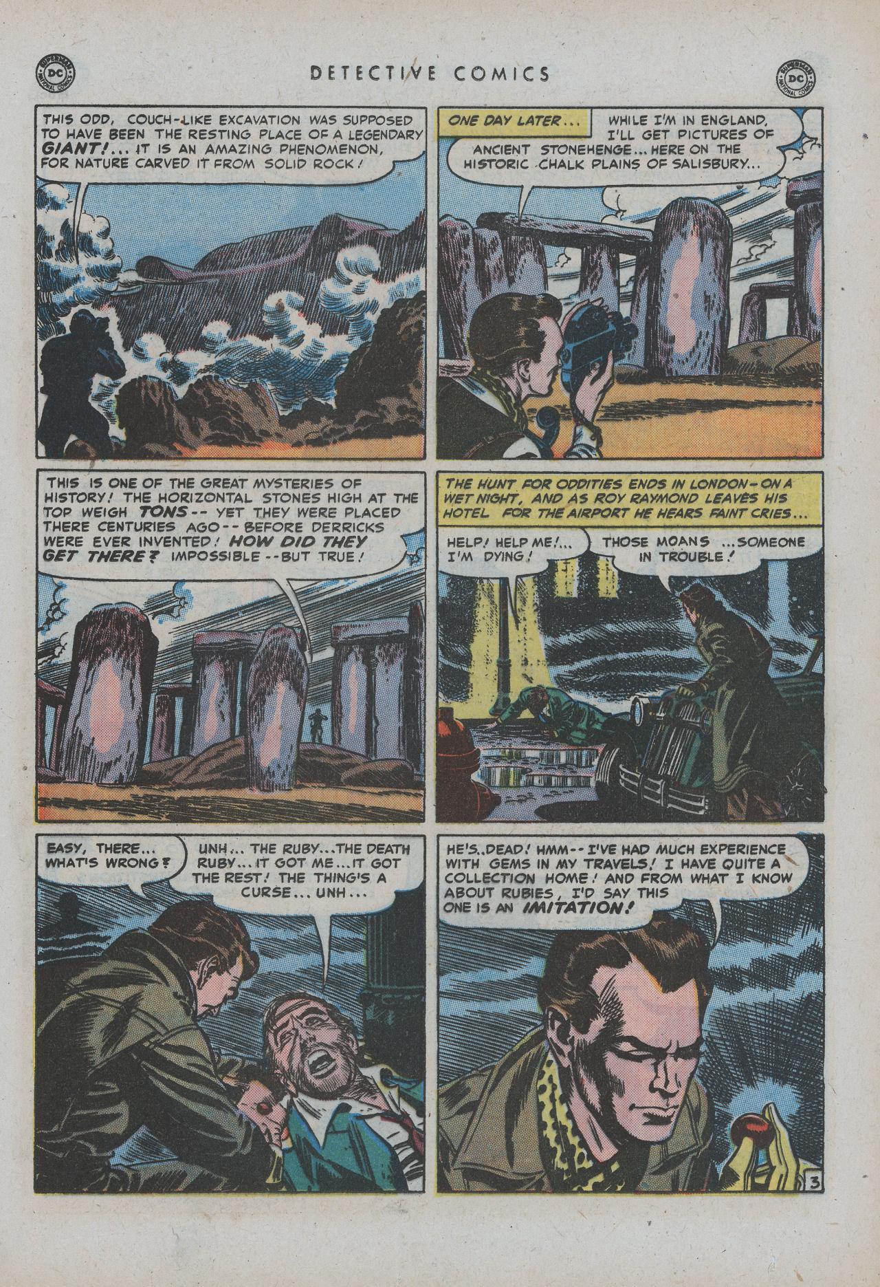Read online Detective Comics (1937) comic -  Issue #154 - 19