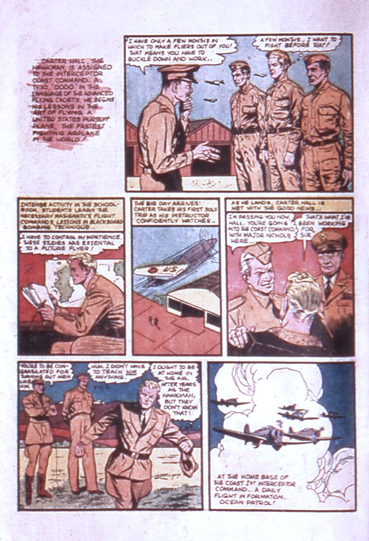 Read online All-Star Comics comic -  Issue #11 - 6