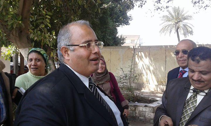"""محاولة اغتيال الدكتور محمد زهران """" نصير المعلمين """" وتم لقبض على المتهمين ننشر تفاصيل الحادث وبيان اتحاد معلمى مصر حوله"""