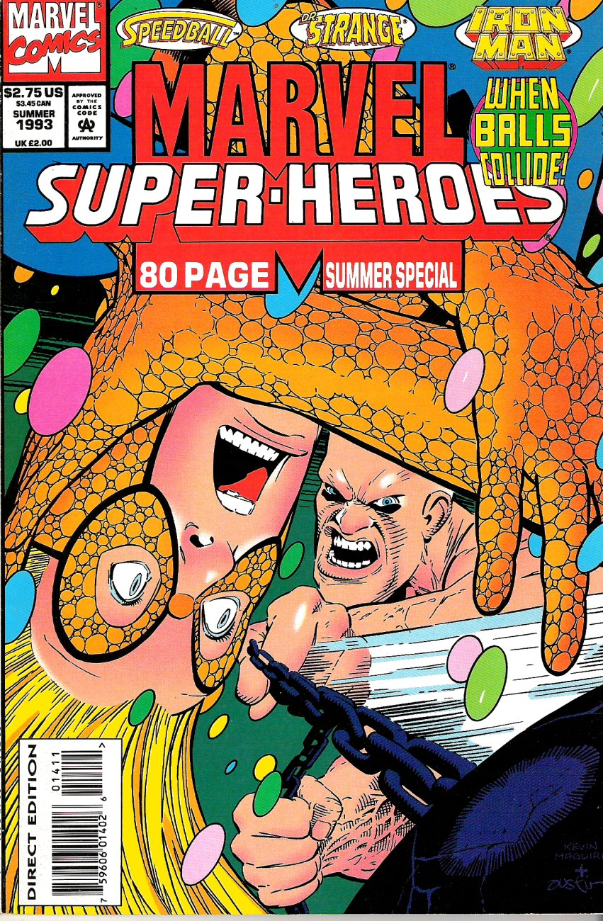 Marvel Super-Heroes (1990) 14 Page 1