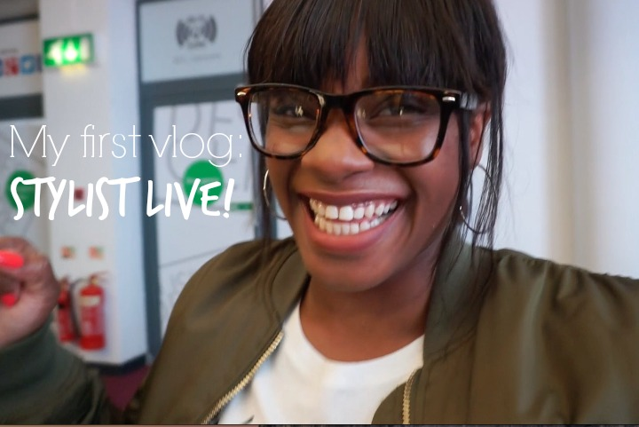 f for foxtrot, vlog, stylist live