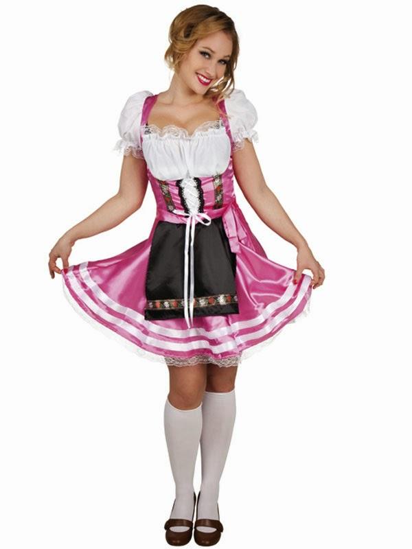 Kostumer og Udklædning: Oktoberfest Kostumer