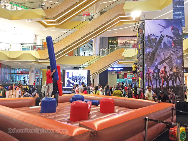 power rangers sunway velocity mall
