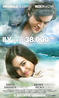 Cover Film I Love You from 38.000 Feet (2016)