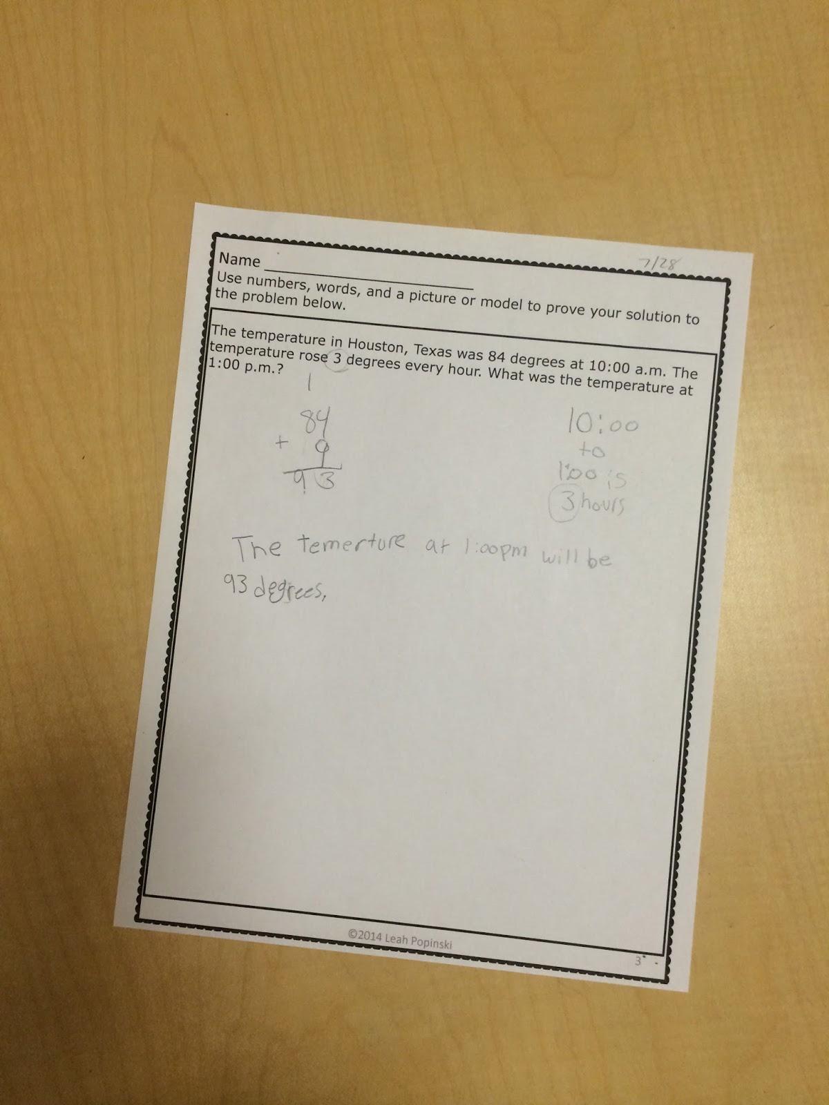 4th Grade Frenzy Tutoring