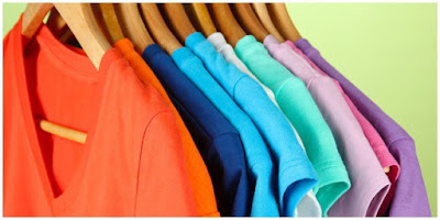 Berbagai Cara Membersihkan Noda Luntur Pakaian