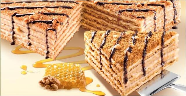 Marlenka Pastası