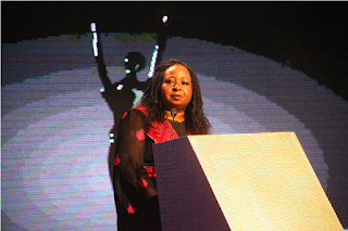 Peace Anyiam-Osigwe, founder and CEO of the African Movie Academy Awards