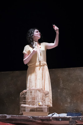 English Touring Opera - Puccini: Galina Averina (Photo Richard Hubert Smith)