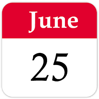 25 June History in India and World in Hindi! Today in History in Hindi
