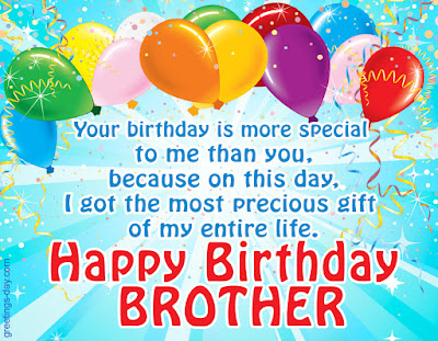 Happy Bday To Brother Status For Whatsapp