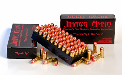 Jihawg Pigs Blood Infused Ammo