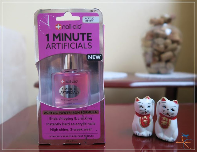 1 Minute Artificials da Nail-Aid