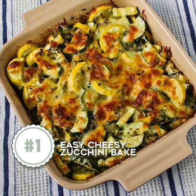 ... Top Ten Most Popular Low-Carb Zucchini Recipes from KalynsKitchen.com