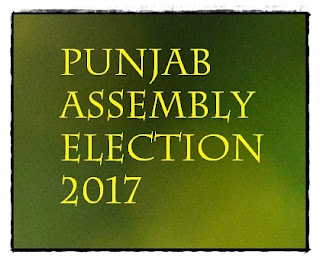 Punjab, Assembly Election, 2017, Punjab Election,