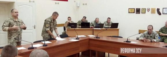розпочався Курс лідерства підвищеного рівня для сержантського складу