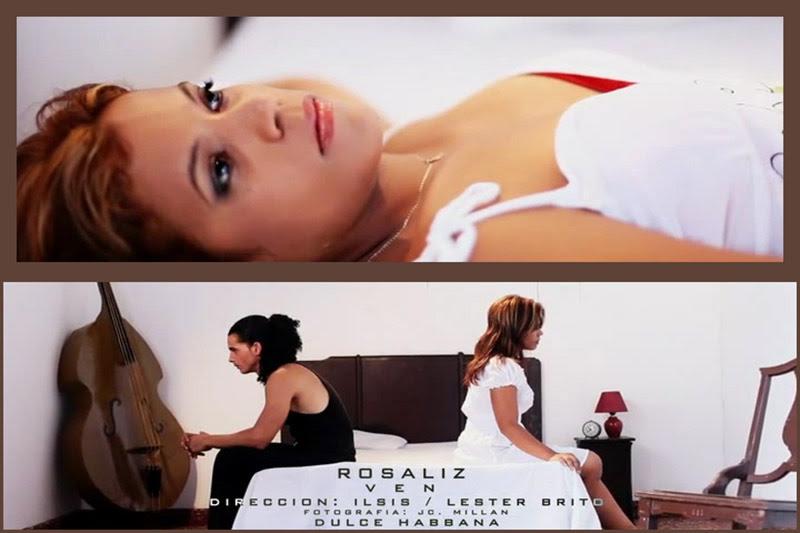 Rosaliz Leyva - ¨Ven¨ - Videoclip - Dirección: Ilsis - Lester Brito. Portal Del Vídeo Clip Cubano - 01