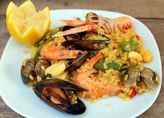 Paella Andaluza