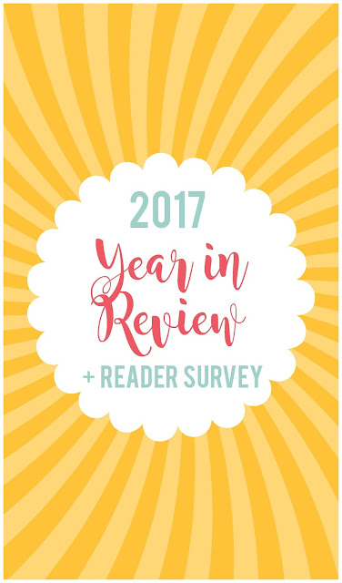 An exciting 2017 year in review using only numbers, plus some special announcements about what to expect in 2018!