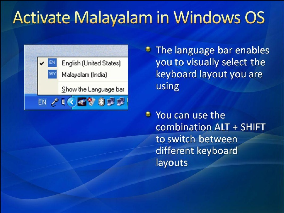 Malayalam inscript typing software for windows 7