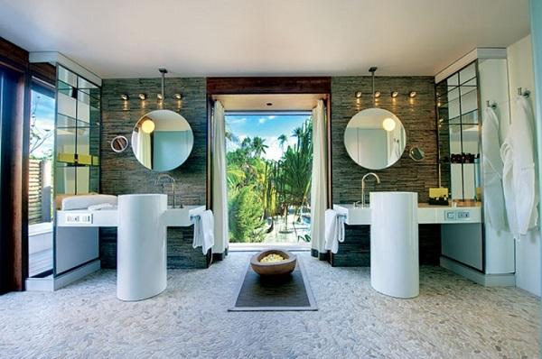 Ngắm nhìn 5 thiết kế phòng tắm với hướng nhìn đẹp tuyệt vời 3