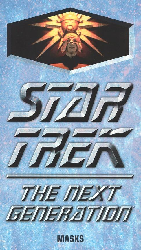 Star Trek: The Next Generation - Season 7 Episode 17: Masks