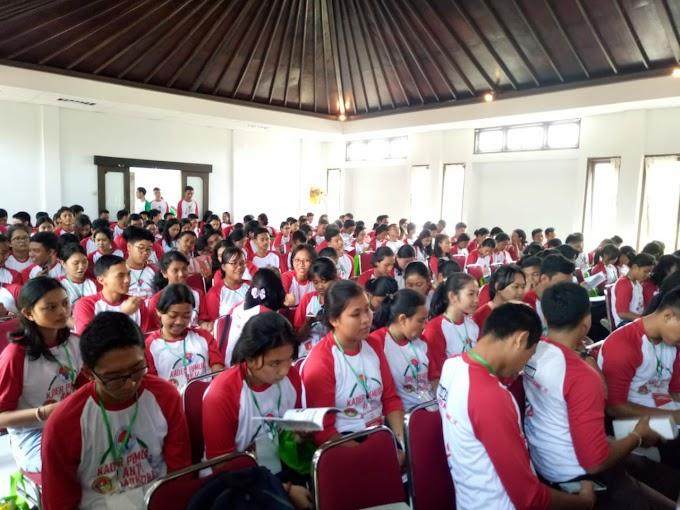 Pemuda Klungkung Ikuti Pelatihan Kader Anti Narkoba