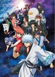 gintama anime komedi terbaik sepanjang masa