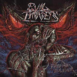 """Το βίντεο των Evil Invaders για το τραγούδι """"Mental Penitentiary"""" από το album """"Feed Me Violence"""""""