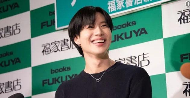 A los reporteros japoneses les conmovió profundamente que Taemin no usara un intérprete