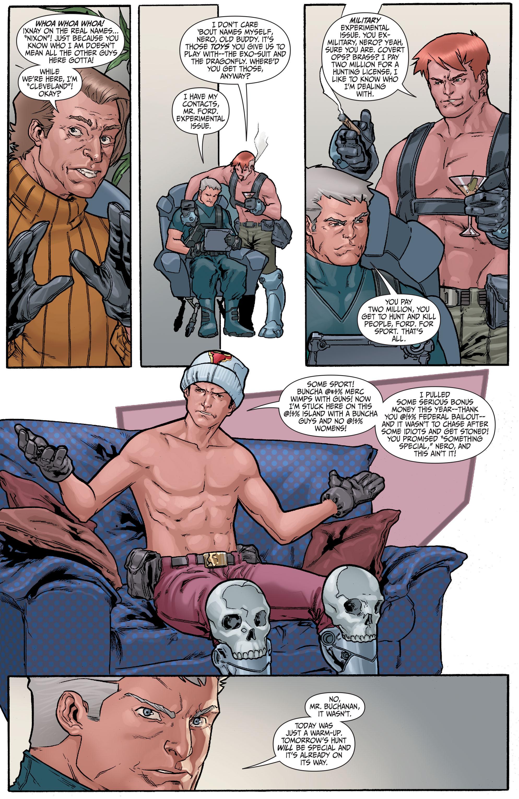 Read online Secret Six (2008) comic -  Issue #23 - 5