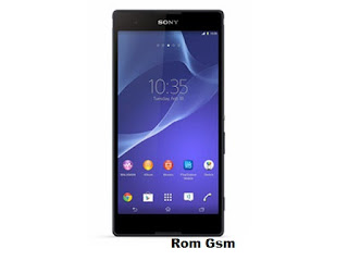 Firmware Download Sony Xperia M2 LTE D2303