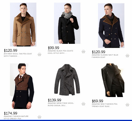 Discount Trench Coat And Pea Coat Top Picks