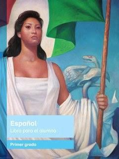 Español: Libro para el alumno  1er grado 2014-2015