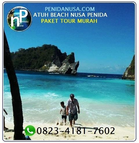 Atuh beach tour