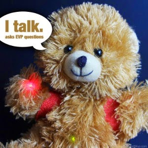 This ghost-detecting teddy bear takes ghost hunting industry to new depths.