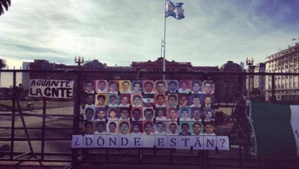 Movimientos populares repudian visita de Peña Nieto a Argentina