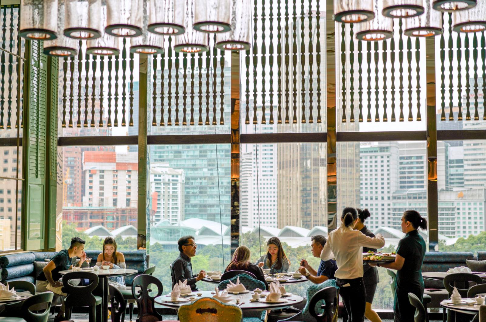 Yun House @ Four Seasons Hotel Kuala Lumpur