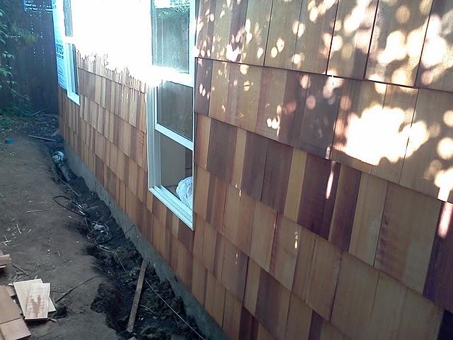 Building An Accessory Dwelling Unit Adu In Portland Oregon Cedar Shingle Siding