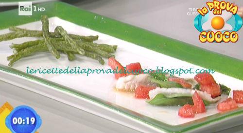 Gallinella in guazzetto e fagiolini fritti ricetta Bottega da Prova del Cuoco