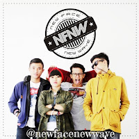 Lirik Lagu New Face New Wave Noda Hitam