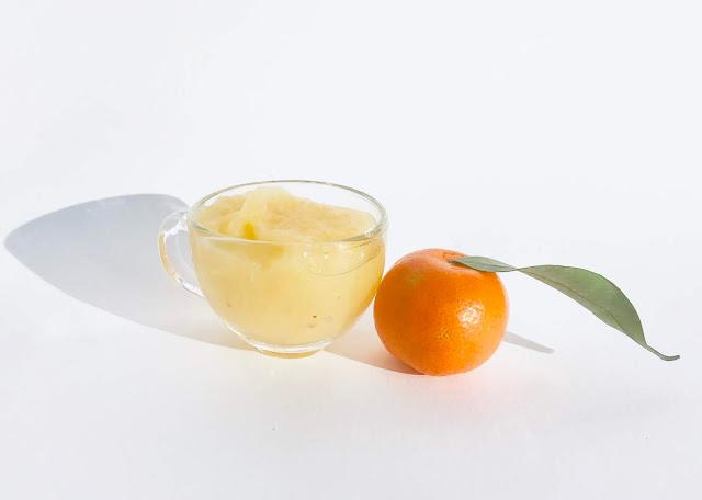 Compote pomme/ clémentine bébé